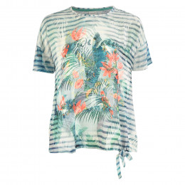 T-Shirt - Loose Fit - Roundneck online im Shop bei meinfischer.de kaufen