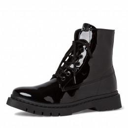 Boots - Lack-Optik online im Shop bei meinfischer.de kaufen
