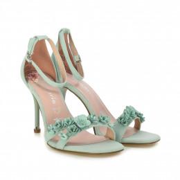 Sandale - Leder online im Shop bei meinfischer.de kaufen