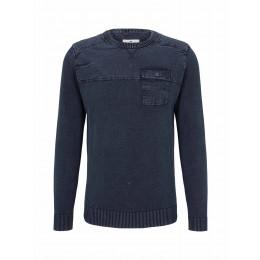 Shirt - Regular Fit - Brusttasche online im Shop bei meinfischer.de kaufen