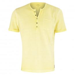 T-Shirt - Regular Fit - Henley online im Shop bei meinfischer.de kaufen
