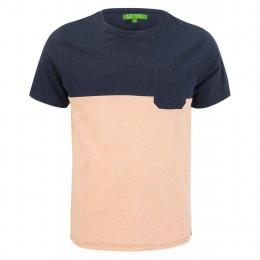 T-Shirt - Regular Fit - Brusttasche online im Shop bei meinfischer.de kaufen