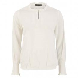 Bluse - Regular Fit - Smoked Design online im Shop bei meinfischer.de kaufen
