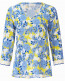 SALE % | Rich&Royal | Bluse - Regular Fit - Print | Blau online im Shop bei meinfischer.de kaufen Variante 2