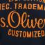SALE % | Boss Casual | T-Shirt - Regular Fit - Print | Blau online im Shop bei meinfischer.de kaufen Variante 4