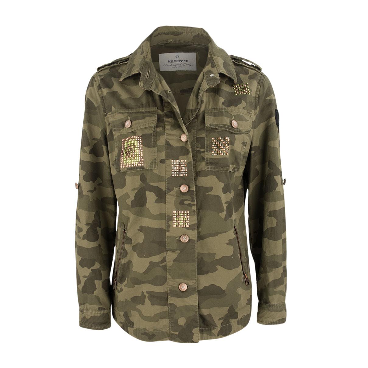 Übergangsjacke - BINKA  - Camouflage