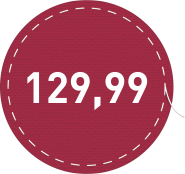 129,99€