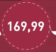169,99€