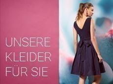 Kleider und Jumpsuits für Damen online im Shop bei meinfischer.de kaufen